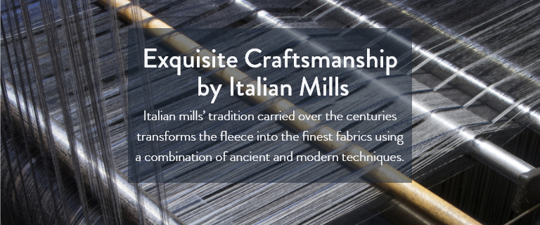 italian fabric for suits